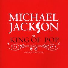 "Michael Jackson ""King of pop (Best of)"" 2 CD NEUF"