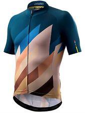 Mavic Cosmic Ltd Men Road Gravel Touring Bike Jersey Large Poseidon Izoard NEW