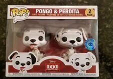 101 Dalmatians Pongo & Perdita POP In A Box Exclusive Pop! Vinyl Figure 2-Pack