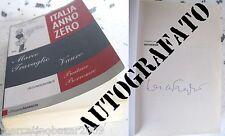 ITALIA ANNO ZERO (2009) AUTOGRAFATO DA MARCO TRAVAGLIO