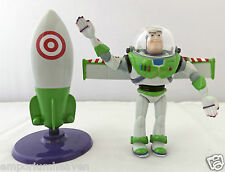 Disney/Pixar Toy Story Buzz Lightyear Con Rocket Thinkway Toys Figuras De Acción