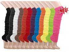 JD Karnevals /& Faschings Stulpen UNI 80cm versch Farben Stulpe Modische Farben