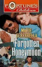 Forgotten Honeymoon (Fortune's Children), Marie Ferrarella,0373501870, Book, Acc