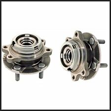 2 FRONT HUB BEARING FOR NISSAN ALTIMA 4CYL-2.5L SEDAN (2013-14)LEFT & RIGHT NEW