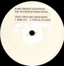 RARE GROOVE SCIENTISTSAVIOURTOOT TOOT - EP -Ft Kool Keith & Hether Hunter