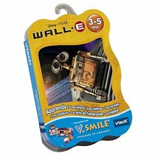 Jeu V.SMILE WALL.E - 3-5 ans - Vtech-Vsmile - Disney