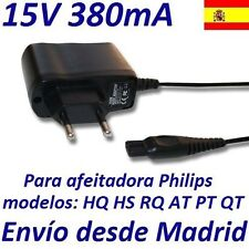 Cargador Corriente 15V Afeitadora Philips QT4022/32 QT4022/41 Power Supply PSU