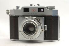 @ Ship in 24 Hrs! @ Agfa Karat IV 35mm Film Rangefinder Camera Solinar 50mm f2.8