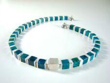 Beauty Modeschmuck-Halsketten & -Anhänger aus Edelstein-Türkis