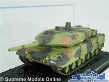 Leopard 2 A5 modèle De Tank échelle 1:72 militaire armée IXO ALTAYA KOSOVO 2000 K8