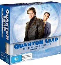 Quantum Leap (DVD, 2013, 27-Disc Set)