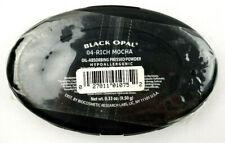 Black Opal Oil Absorbing Pressed Powder Rich Mocha .33 Oz