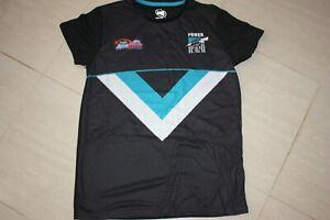 port adelaide power AFL training t-shirt  tee shirt men's sizes