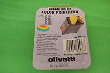 OLIVETTI Colour della testina di stampa/cartuccia di inchiostro 84436 G JP 170 360 370 450 470