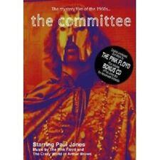 MOVIE/PINK FLOYD OST - COMMITTEE (+BONUS CD)  DVD + CD NEW+