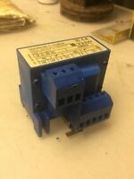 T H W 40 VA Safety Isolating Transformer, TH040101, 220/380 to 12V, Used