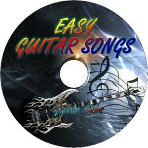 EASY SONGS FOR BEGINNERS BASS & GUITAR TAB CD TABLATURE GREATEST HITS BEST OF