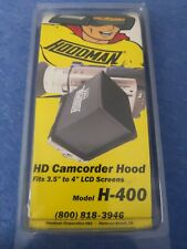 Hoodman Camcorder Good 4 Inch, for camcorders