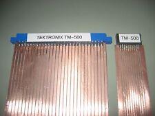 Tektronix Tm500 Tm506 Sc 504 Oscilloscope Rtm506 Tm5003 6 Extenders Kit Form