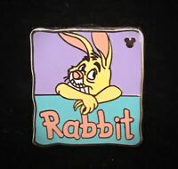 AUTHENTIC Rabbit COMPLETER Winnie The Pooh Hidden Mickey 2012 HM WDW Disney Pin