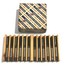 516 24 Tap Spiral Point Bottoming Taps High Speed Steel 12 Pack Usa Made