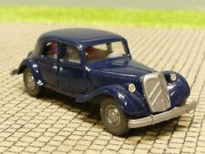 1/87 Wiking Citroen 15 SIX blau 822 2 A