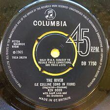 Ken Dodd - The River (Le Colline Sono In Fiore) / Someone Like You - DB-7750 Ex