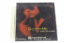 Guitarra Mia: Tribute to Jose Feliciano by Various Artists (CD, Dec-2000, Ban...
