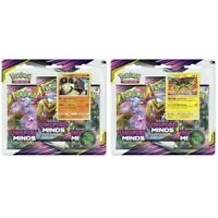 pokemon sun and moon unified minds booster box