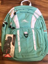 High Sierra Paxton Backpack Padded Organizer Bag Large Capacity Multi Pocket