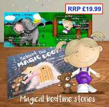 3rd Birthday, 3 year old present, Personalised Childrens Story Book, Age 0-8