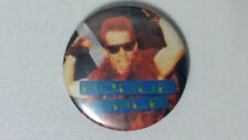 Rogue Male heavy metal band group music button vintage SMALL BUTTON