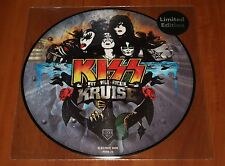KISS WET WILD ROCKIN' KRUISE LP *RARE* PICTURE DISC VINYL LIMITED 110 COPIES New