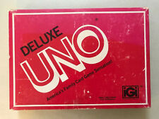 Deluxe UNO Card Game 1978