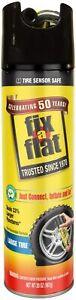 2 PACK FIX-A-FLAT Tire Inflator Repairs LARGE Tire Sealer - 20 oz