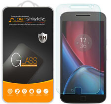 Supershieldz Tempered Glass Screen Protector Saver For Motorola Moto G4 Plus
