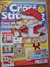 The World of Cross Stitching November Craft Magazines