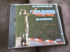 """CD """"LE TRIOMPHE DE COLUCHE AU GYMNASE"""""""