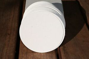 Coaster Blank Board x 200 for Weddings and Parties (Craft)