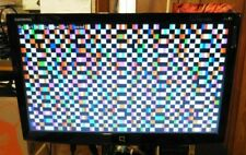 Packard Bell Easynote SJ81 Bad Video Artifacts damage AS IS For Parts Untested