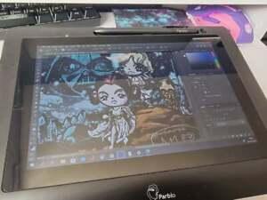 Parblo Coast 10 Graphics Drawing Screen Monitor tablet
