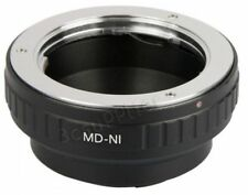 Minolta MD SR Mount Lens to Nikon 1 Mount Camera Lens Adapter Ring