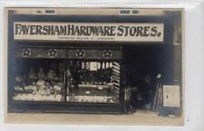 More details for faversham hardware stores, faversham: kent postcard (c59884)