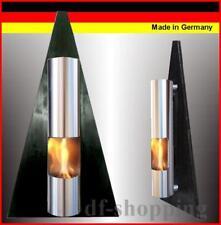 Gelkamin Bioethanol Kamin Ethanolkamin Pyramide schwarz