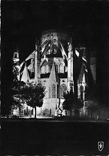 BR11705 Bourges Le chevet de la Cathedrale  france real photo