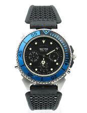 Orologio Sector STE 100 chrono watch diver sub 100 clock no limites horloge relo