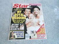 JUNE 3 1997 STAR tabloid magazine SLYVESTER STALLONE - JIM CARREY - JONBENET