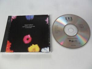 OMD - Junk Culture (CD 1984) Japan Pressing