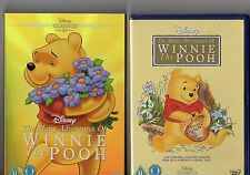 Many Adventures Of Winnie The Pooh Disney Classic Number 22 DVD + Limited o-ring