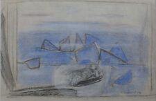 Träumende vor geöffnetem Fenster,Rudi Baerwind 1910